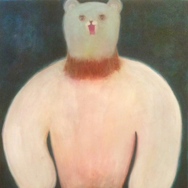 ヒマラヤの熊