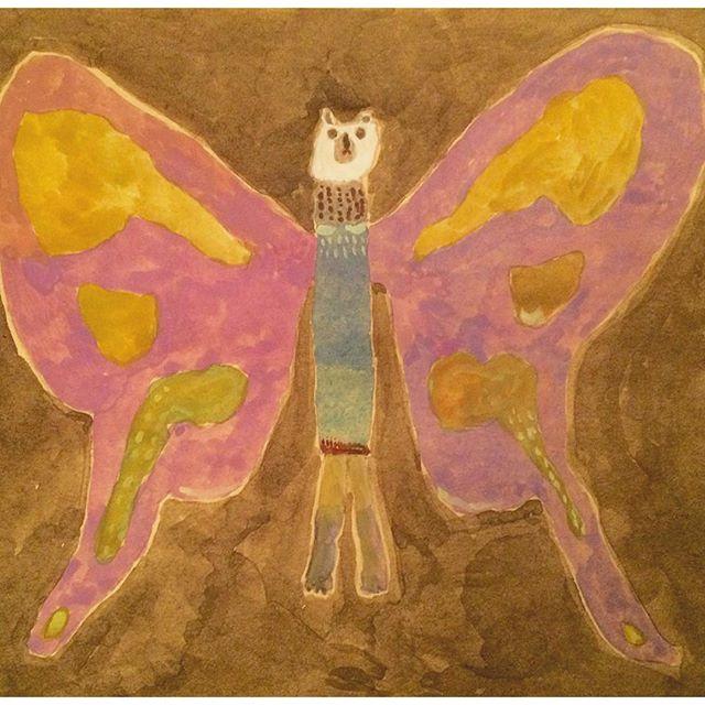 今日は 蝶が 描きたくなったので 描く描く然然。これが スイッチとなって、 昼間の不調から 夜は好調。ライブと試行錯誤の繰り返しのリズムの中で 目を閉じては 耳が許され、耳を塞いで 目が許された感触。
