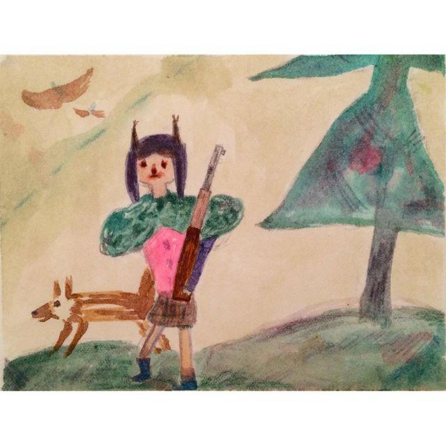 「獣を狩りに行き 栗をひろう」 《展示のお知らせです》8月に kousagisha galleryにつくった空間の世界が なかなか面白かったので  8月26日〜9月18日まで 公開したいと思います。 まだまだ 暑いですが よかったら 光兎舎まで みに来て下さいね。 『8月9月の部屋』 絵:加藤  智哉会期:2016・8・26(金)〜9・18(日)時間:12:00〜18:00お休み:月・火・不定休 + 9月7日(水)場所:kousagisha galleryどうぞよろしくお願いいたします★#kousagishagallery #加藤智哉 #光兎舎
