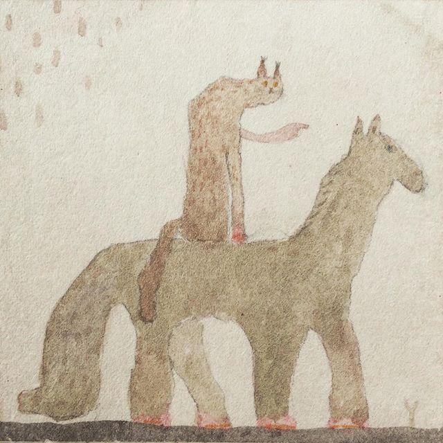 『猫の指先  仔馬の歩先』個々に各々、指先と歩く先が 在る事を 忘れない。