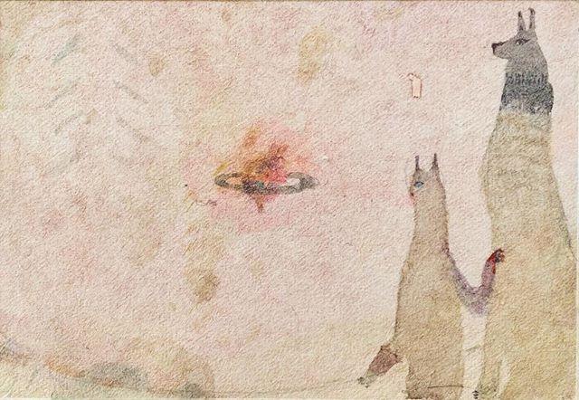 『燃える惑星』