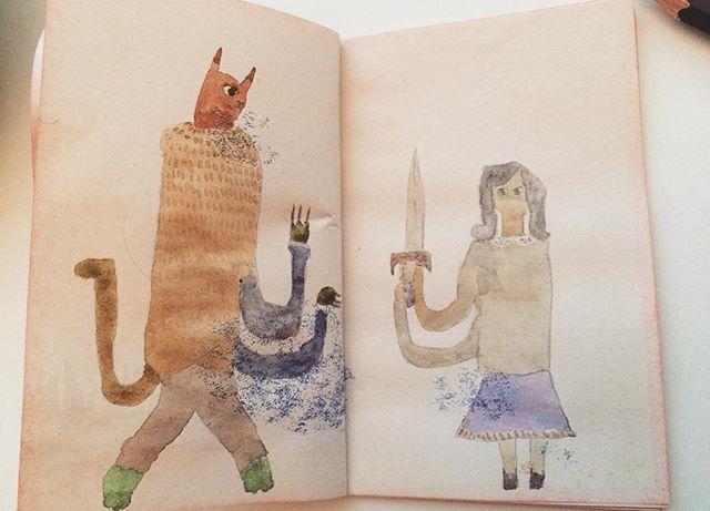 『女性の持つ剣。猫の持つ爪』思考という剣。野性という爪。