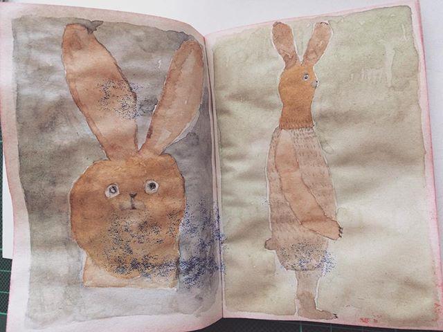 『sentimental rabbit』今週末は いったいどうなるのかな?