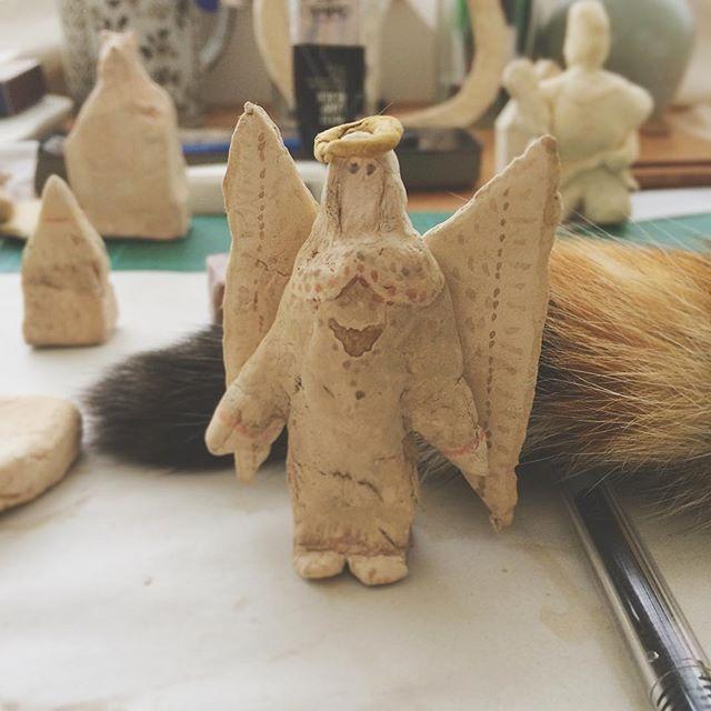 『天使と尻尾』