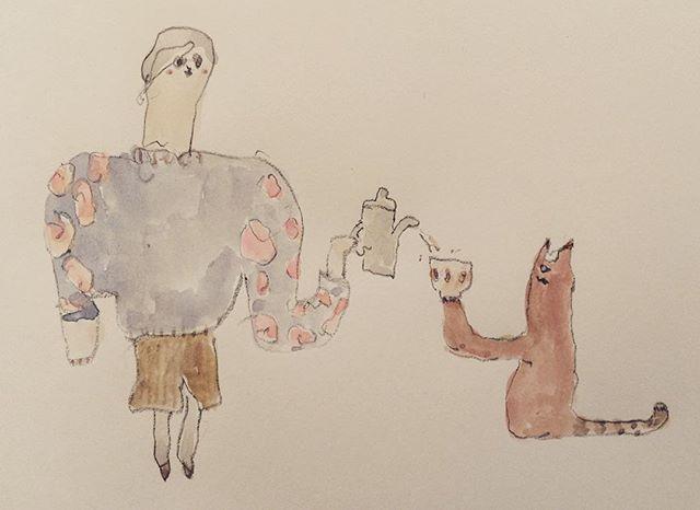 【イベントのお知らせ】只今、kousagisha  galleryにて 開催中の 加藤 智哉 個展 「小さな惑星」展では、3月の5日(月)、6日(火)も ギャラリーを オープンさせて いただきます。ちせ、光兎舎、ホホホ座の三ヶ所同時開催イベントとして、二階の菜食光兎舎のランチは お休みですが、カミナリ太郎先生による、「喫茶 雷兎舎」を 特別営業させて頂きます。 雷兎舎では  簡単なお飲み物プラス、12月にkousagisha  galleryにて 展示をして下さった  松本 高志さんの 焼き菓子も食べる事ができますよ。 展示をみがてら ぜひ ゆっくりしていって下さいませ。