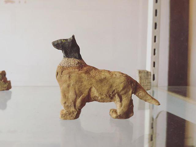 『Anubis dog』小さな惑星ちせの展示が 終了。まずは ちせ から 搬出。展示空間の「死」。そして 脱皮の「生」。