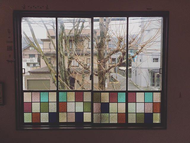 「ちせ × 小さな惑星」ちせの窓。絵は窓。窓は 風を 通すもの。