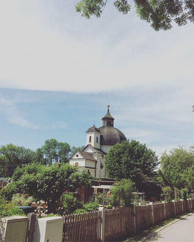 玉ねぎ頭の教会。