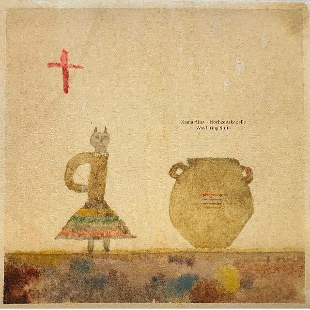 【◇◆お知らせです◇◆】Hochzeitskapelle ×  Kama Aina(Takuji Aoyagi) が ドイツでつくられた ニューアルバム「Way faring Suite」の ジャケットの絵を担当させて頂きました。CDとLP発売に先がけまして、ミュンヘンで只今開催中の martin fengel × tomoya kato exhibition『Insel der Dachhasen(屋根兎の島)』の展覧会場、lothrienger13 halle にて  LIVEが開催されます。このアルバムは 日本でも 販売される予定ですので、また詳細情報は わかり次第お知らせさせて頂きますね。どうぞよろしくお願いいたします。 ♯♯♯♯♯♯♯♯♯♯♯♯♯♯♯♯♯♯♯♯♯♯ ♯♯♯♯♯♯♯♯♯♯♯♯♯♯♯♯♯♯♯♯♯♯ ♯♯♯♯♯♯♯♯♯♯♯♯♯♯♯♯♯♯♯♯♯♯【Live】Hochzeitskapelle ×  Kama Aina(Takuji Aoyagi)new album 「Way faring Suite」※7.27 (fri) 19:00〜22:00/ lothrienger 13 halle □◇○ *□◇○ ♪□◇♫○ □◇○ □◇♫○ □⁑◇○ □◇○ ♪□◇○ martin fengel × tomoya kato exhibition『Insel der Dachhasen(屋根兎の島)』6/15 〜 9/1611:00〜20:00Lothringerstr.13 halle / München