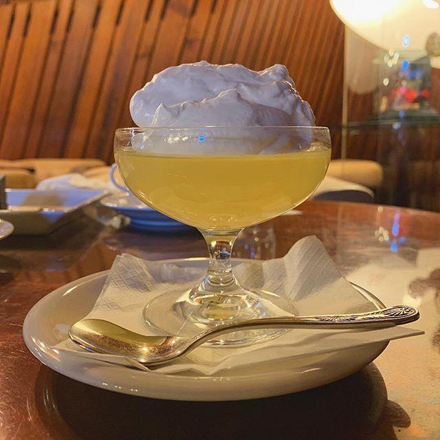 京都グラフィー後に レモンゼリー。ヨコスカ空間。
