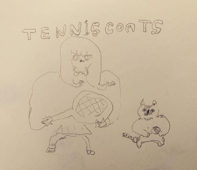 テニスコーツ