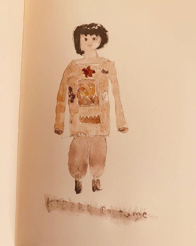 KIBORI costume